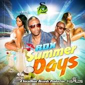 Summer Days - Single by RDX