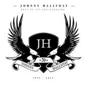 70eme Anniversaire di Johnny Hallyday
