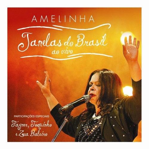Janelas do Brasil (Ao Vivo) de Amelinha