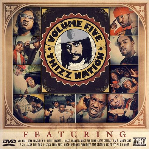 Thizz Nation Volume - Volume Five by Various Artists