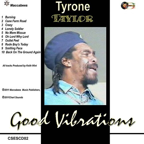 Good Vibrations by Tyrone Taylor