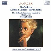 Lachian Dances/Taras Bulba/Sinfonietta de Leos Janacek