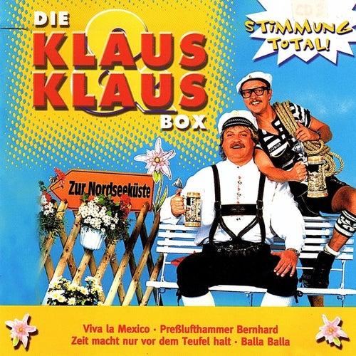 Die Klaus & Klaus Box von Various Artists