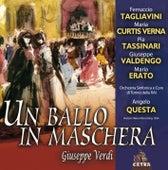Cetra Verdi Collection: Un ballo in maschera by Angelo Questa