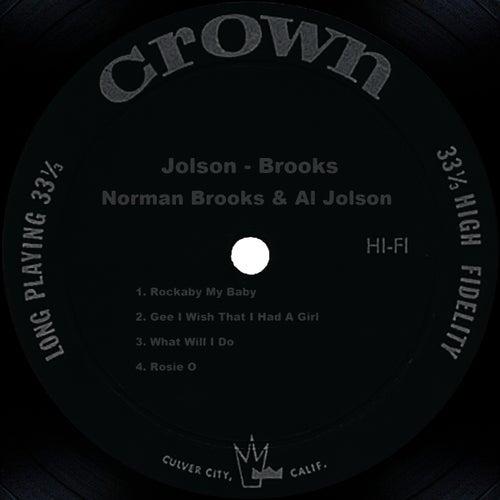 Jolson - Brooks by Al Jolson