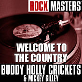 Rock Masters: Welcome To The Country de Buddy Holly