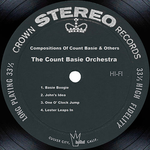 Compositions Of Count Basie & Others by Count Basie