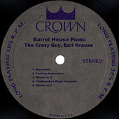 Barrel House Piano by Earl Krause