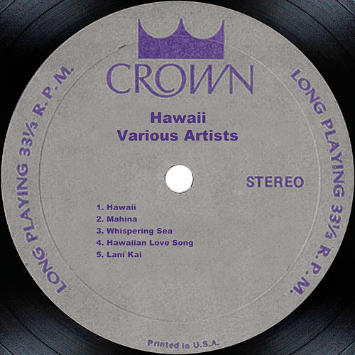 Hawaii by Elmer Bernstein