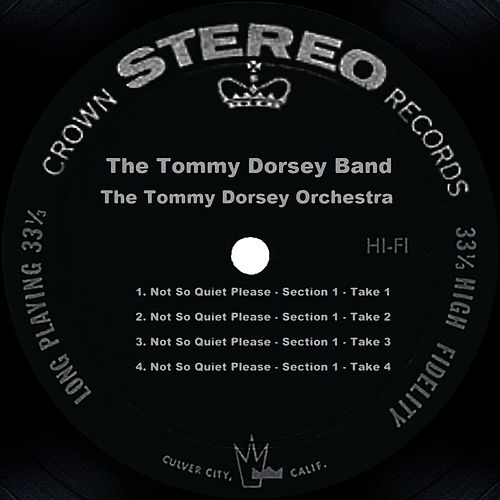 The Tommy Dorsey Band by Tommy Dorsey