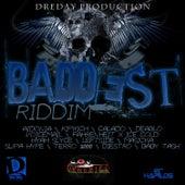 The Baddest Riddim by Various Artists