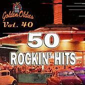 50 Rockin' Hits, Vol. 40 de Various Artists