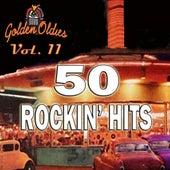 50 Rockin' Hits, Vol. 11 de Various Artists