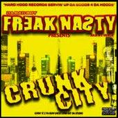 Crunk City VOL 1 by Freak Nasty