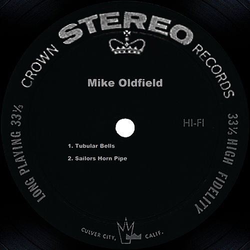 Mike Oldfield by Mike Oldfield