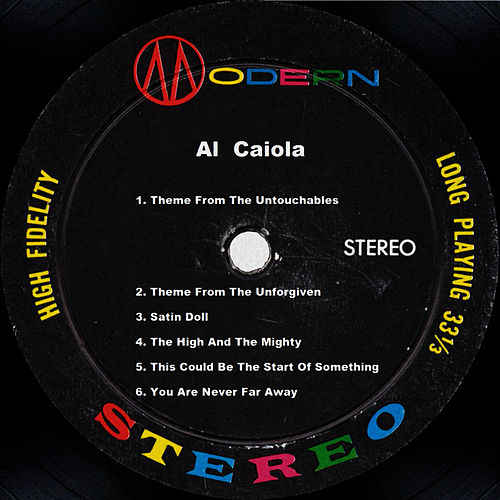 Al Caiola by Al Caiola