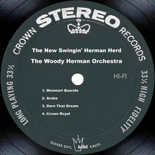 The New Swingin' Herman Herd by Woody Herman