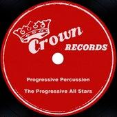 Progressive Percussion de The Progressive All Stars