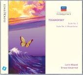 Tchaikovsky: Suite No.3; Suite No.4 -