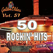 50 Rockin' Hits, Vol. 57 de Various Artists