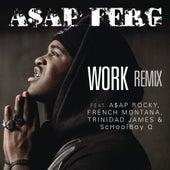 Work REMIX von A$AP Ferg