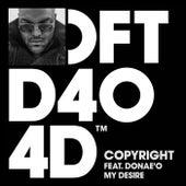 My Desire (feat. Donae'O) de Copyright