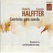 Halffter: Cuartetos para cuerda by Cuarteto Latinoamericano