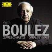 Pierre Boulez: Oeuvres complètes by Pierre Boulez