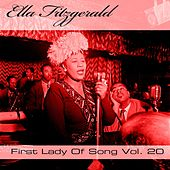 Ella Fitzgerald First Lady Of Song, Vol. 20 by Ella Fitzgerald