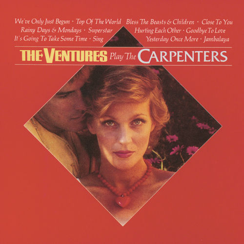 The Ventures Play The Carpenters by The Ventures