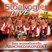 LIVE - Das sensationelle Abschiedskonzert von Die Stoakogler