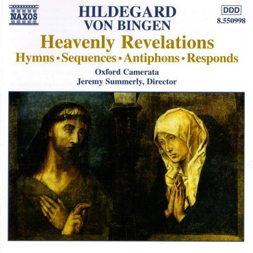 Heavenly Revelations by Hildegard von Bingen