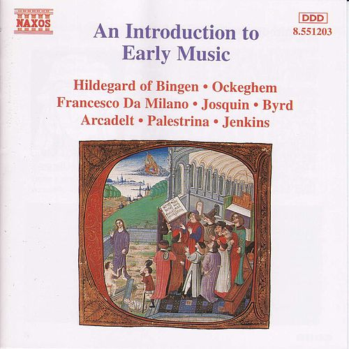 An Introduction to Early Music by Various Artists