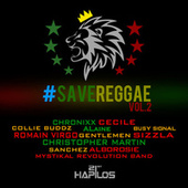#SaveReggae, Vol. 2 de Various Artists