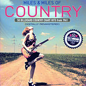 Miles & Miles of Country de Various Artists