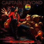 Live in Texas - October 6, 1973 de Captain Beyond
