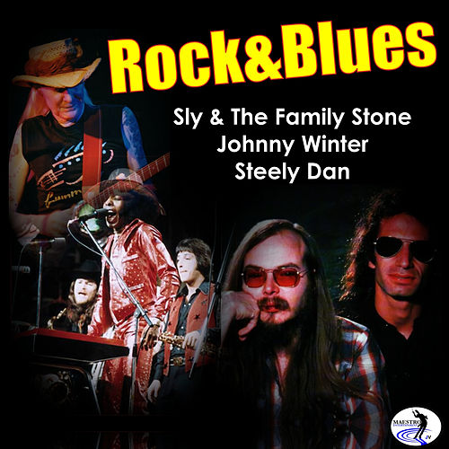 Rock & Blues by Various Artists