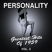 Personality: Greatest Hits of 1959, Vol. 2 de Various Artists