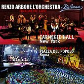 Renzo Arbore l'orchestra Italiana at Carnegie Hall New York di Renzo Arbore