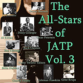 The All-Stars of J.A.T.P., Vol. 3 de Various Artists