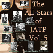The All-Stars of J.A.T.P., Vol. 5 de Various Artists