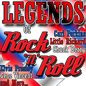 Legends of Rock 'N' Roll by Various Artists