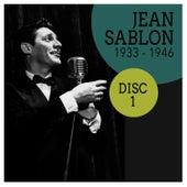 Jean Sablon 1933-1946, Vol. 1 von Jean Sablon
