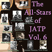 The All-Stars of J.A.T.P., Vol. 6 de Various Artists