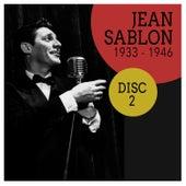 Jean Sablon 1933-1946, Vol. 2 von Jean Sablon
