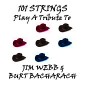 Million Seller Hits of Jim Webb and Burt Bacharach by 101 Strings Orchestra