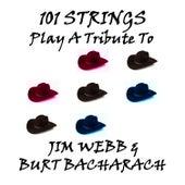 Million Seller Hits of Jim Webb and Burt Bacharach de 101 Strings Orchestra