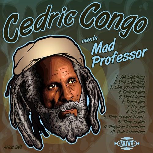 Cedric Congo Meets Mad Professor by Mad Professor
