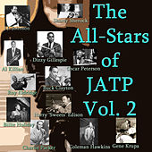 The All-Stars of J.A.T.P., Vol. 2 de Various Artists