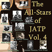 The All-Stars of J.A.T.P., Vol. 4 de Various Artists